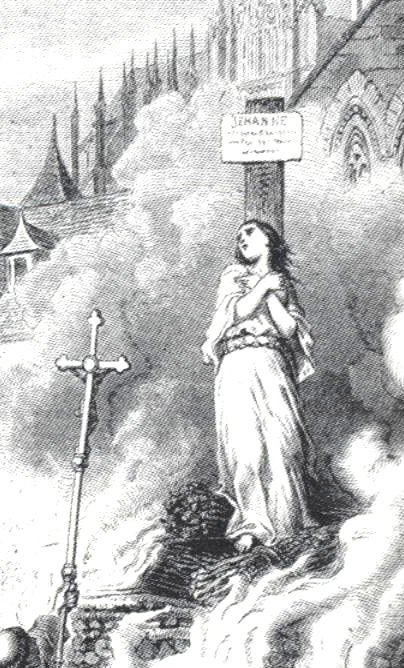 the life of joan of arc essay Joan of arc research papers joan of arc grew up in a time of turmoil and trouble for france and research papers discuss the heroism of this woman that helped the king of france regain its.