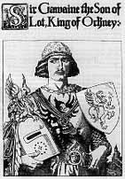 Beowulf vs Sir Gawain.