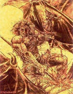 beowulf the mightiest man on earth Beowulf, a warrior of hailing from the geats tribe of southern sweden, takes up the challenge and sails with 14 men to defeat the sinister ogre grendel beowulf is known to be the strongest man on earth and attributes his immense strength as a direct gift from god all in hrothgar's hall acknowledge beowulf.