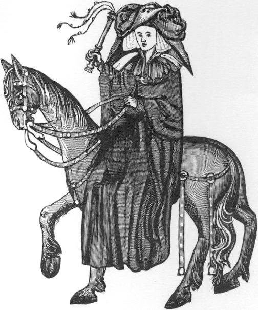 an analysis of the wife of baths argument in the canterbury tales by geoffrey chaucer Chaucer's canterbury tales overview, summary, and analysis from full title the canterbury tales author geoffrey chaucer in the wife of bath's.