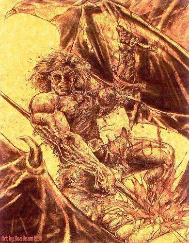Grendel From Beowulf The Book