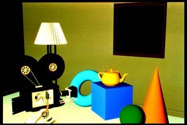 Simple Illumination Model