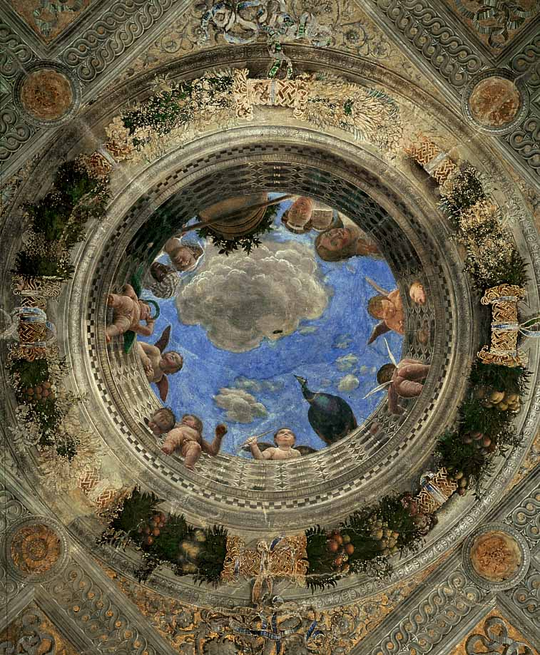 Dcs861d for Andrea mantegna camera degli sposi