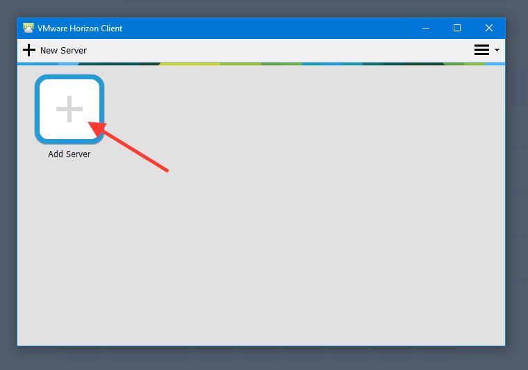 Install Horizon Client - Seidenberg Documentation