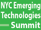 Network with innovators and entrepreneurs at NYC Emerging Technologies Summit this Thusrday, May 2
